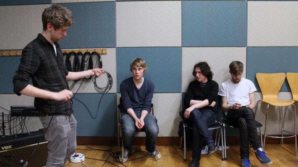 Girl Band y su distorsión desgarradora, de estreno