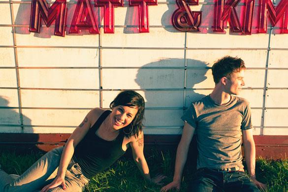 Matt & Kim anuncian single y nuevo disco