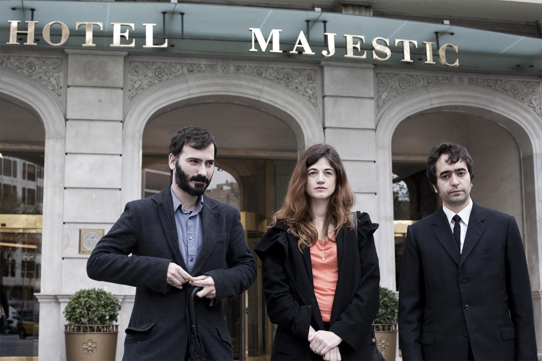 Maria Rodés, Ramon Rodríguez i Martí Sales: sumes que funcionen