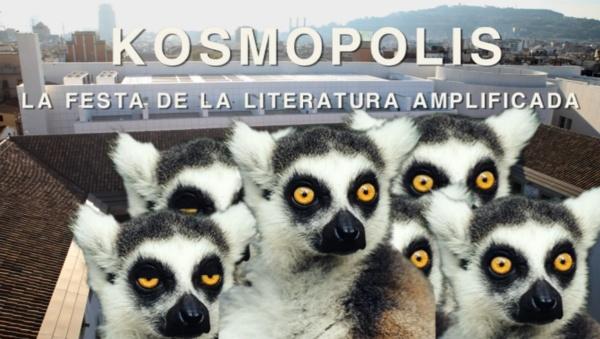 Kosmopolis, la festa de la literatura, al març