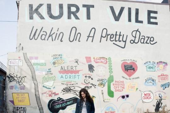 Álbum, gira y vídeo para Kurt Vile
