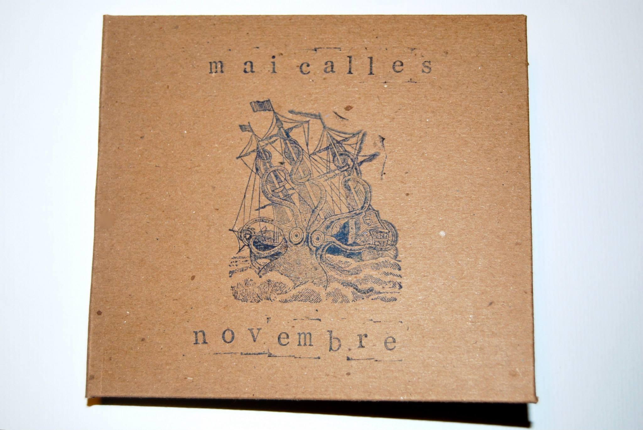 maicalles torna al novembre… amb Novembre, el seu LP de debut