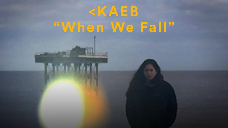 BEAK: nostalgia metalizada con When we fall
