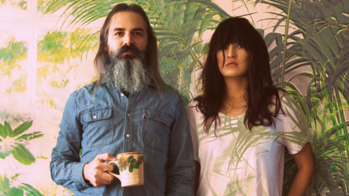 Moon Duo estrenan vídeo para Slow down low