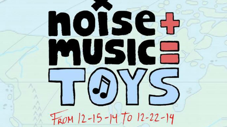 Jornadas solidarias con Noise + Music = Toys