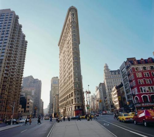 Rincones de Nueva York sin salir de Barcelona