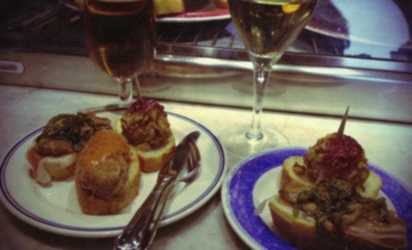 De bares (que nos gustan) en Bilbao
