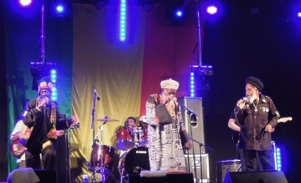 Nowa Reggae // Vilanova, 13 y 14/07/2012