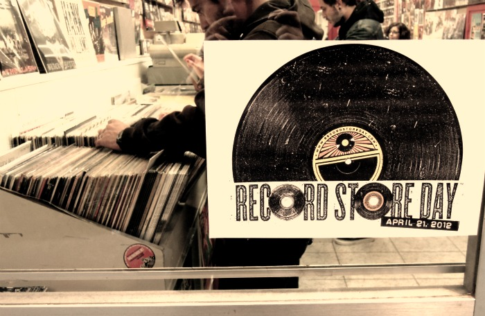 Las tiendas de música, protagonistas por un día