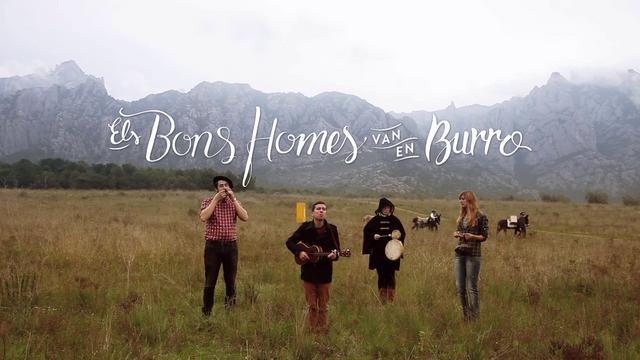 La ruc-movie de l'any: Els bons homes van en burro
