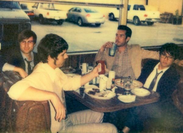 El Britpop glam y vintage de Saint Motel