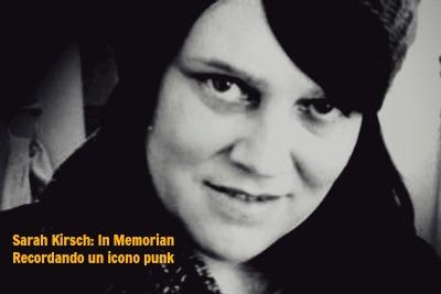 Sarah Kirsch, In Memoriam