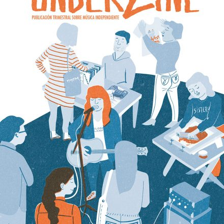 Shook Down Underzine Vol 5