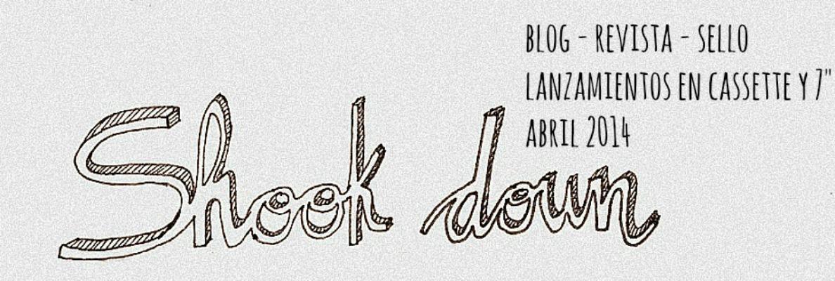 Shook Down Records, nuestra apuesta en cassette
