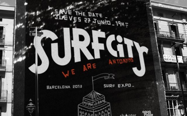 "Surf sobre el asfalto: Surf City ""We Are Antonyms"""