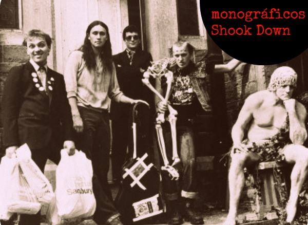 Monográficos Shook Down (I): The Young Ones