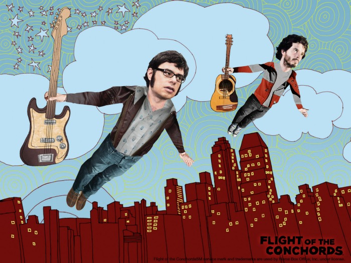 [TV] Flight of the Conchords