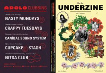 Underzine #2 by Shook Down