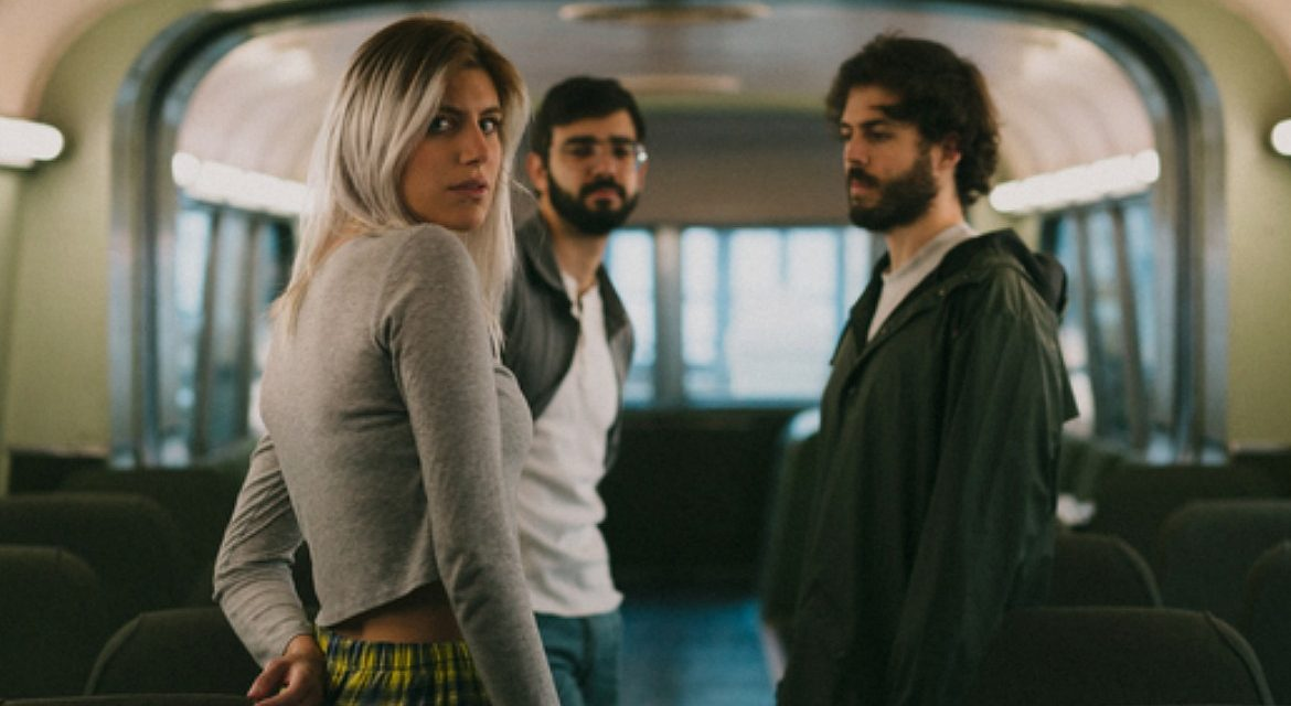 Ganges: debut a punto con 'Fade in'