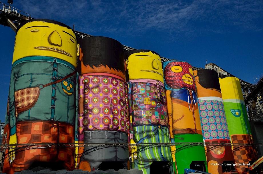 Cajón de Arte: Os Gemeos