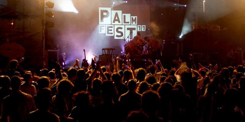 Todo a punto para un PalmFest de altura
