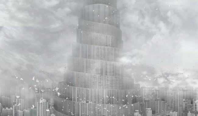 El hombre y el cielo, en CaixaForum